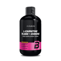 L-Carnitine 70.000 mg+Chrome - 500 ml