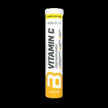 C - vitamin pezsgőtabletta - 20 tabletta
