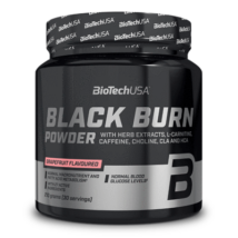 Black Burn italpor