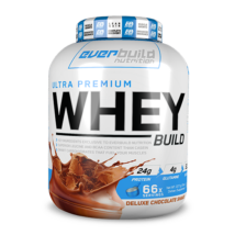 Ultra Premium WHEY BUILD 2270 g