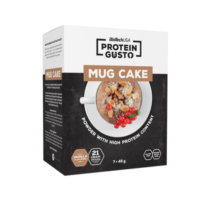 Protein Gusto - Mug Cake -7 x 45 g