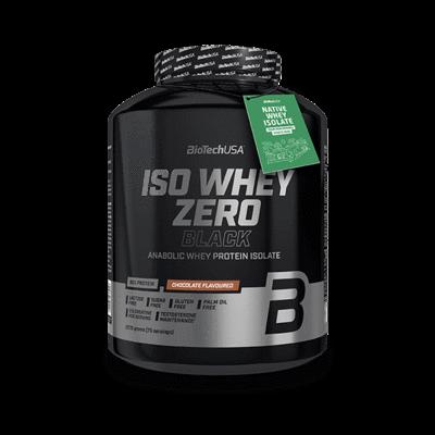 Iso Whey Zero Black - 2270 g