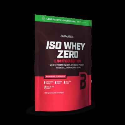 Iso Whey Zero Málna - 500 g