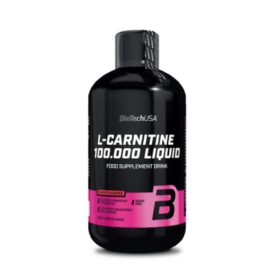 L-Carnitine 100.000 - 500 ml
