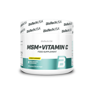 MSM + Vitamin C - 150 g