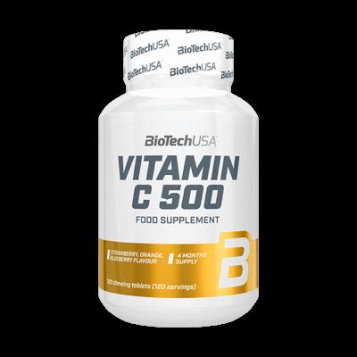 Vitamin C 500 - 120 rágótabletta
