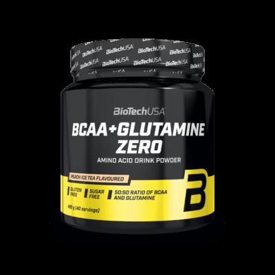 BCAA+Glutamine Zero 480g