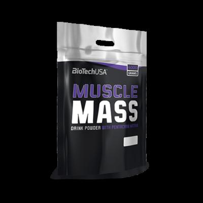 Muscle Mass - 4000 g
